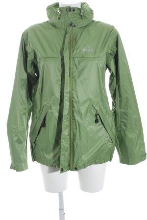 McKinley Veste d'extérieur vert gazon motif à carreaux style simple