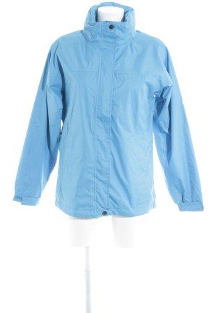 McKinley Regenjacke blau-hellgrau Casual-Look