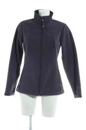 McKinley Softshelljacke blauviolett Casual-Look