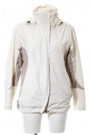 McKinley Softshell Jacket natural white-brown casual look