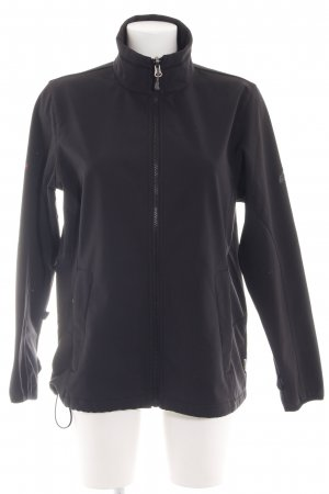 McKinley Softshelljacke schwarz Casual-Look
