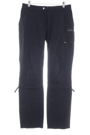 McKinley Pantalon de sport noir style classique