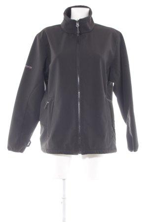 McKinley Übergangsjacke schwarz Casual-Look