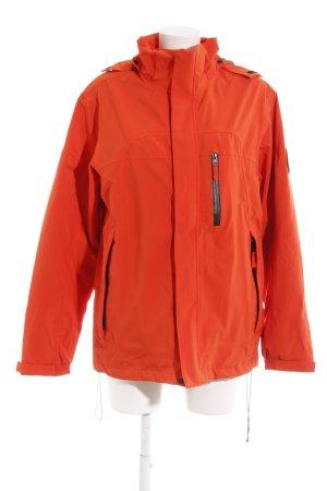 McKinley Windjack donker oranje atletische stijl