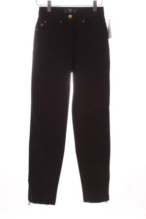 MCM 7/8 Jeans schwarz Casual-Look
