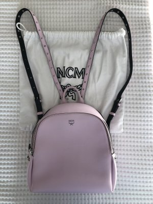 MCM Backpack Trolley light pink