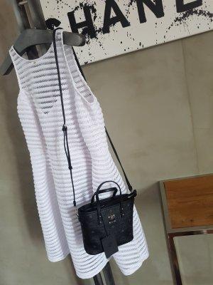 MCM Anya Top Zip Mini Shopper 100% Original