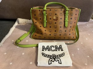 MCM BAG /Tasche* Limited Edition * Green *shopper