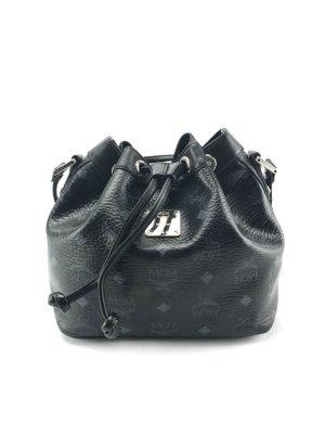 MCM Borsellino nero-grigio