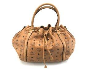 MCM Pouch Bag cognac-coloured