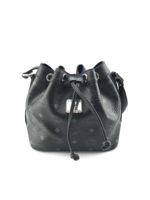 MCM Borsellino nero-argento