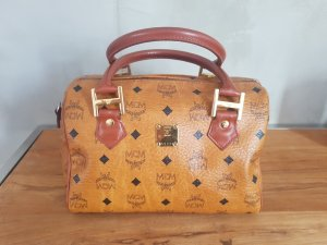 MCM Boston Bag 100% Original