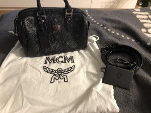 MCM Boston - schwarz/grau