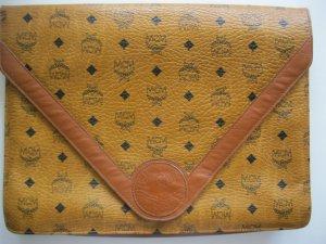 MCM Briefcase (Din A4) Aktentasche Clutch Vintage Case