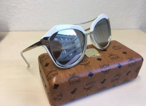 MCM Butterfly Glasses white-gold-colored