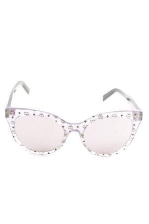 "MCM Butterfly Brille ""MCM657S Purple/Sand Iridescent Visetos"""