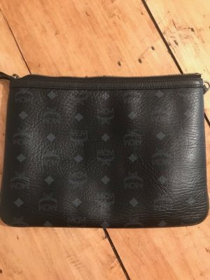 MCM Crossbody bag black-white
