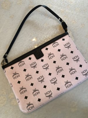 MCM Clutch in Rose