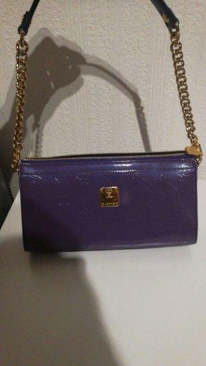 """MCM"" Clutch Lilac lack gold Lilac Pochettes"
