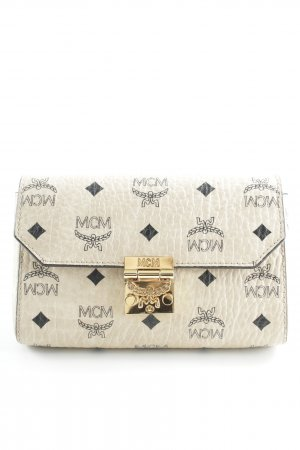 "MCM Pochette ""Millie Small Crossbody Bag Beige"""