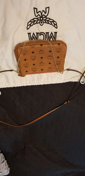 MCM Pochette brown leather