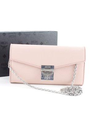 "MCM Geldbörse ""Patricia Park Avenue Flap Wallet Two-Fold Large Pink Blush"""