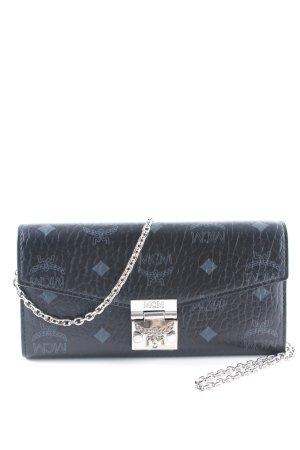 """MCM Portafogli """"Patricia Visetos 2 Fold Wallet Black"""""""