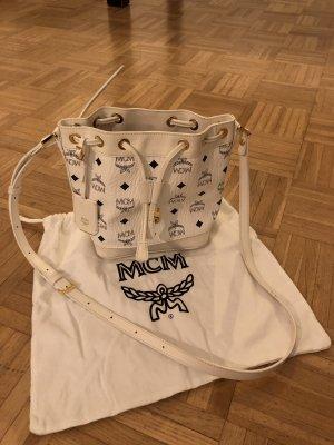 Mcm Handtasche Heritage Mini Drawstring