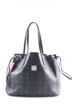 "MCM Handbag ""Liz Visetos Shopper Medium Black"" black"