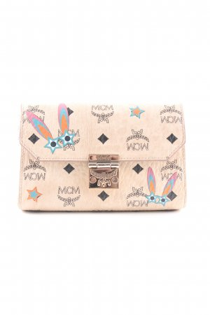 "MCM Handbag ""Millie Star Eyed Bunny Crossbody Small Beige"" cream"
