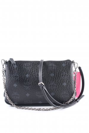 "MCM Handbag ""Millie V W-R32 Medium Zip Crossbody Black"" black"