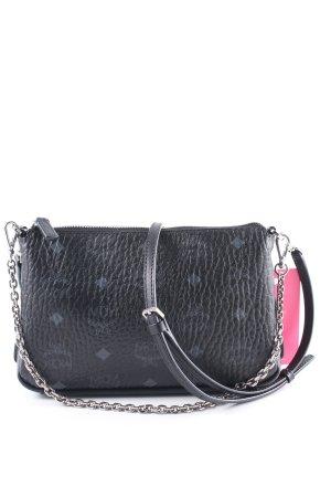 """MCM Handtasche """"Millie V W-R32 Medium Zip Crossbody Black"""" schwarz"""
