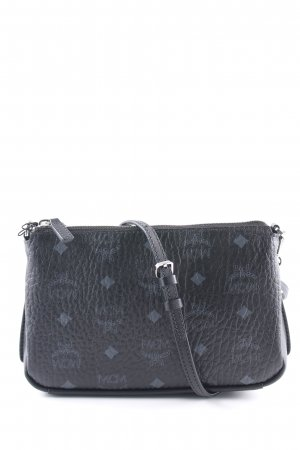 "MCM Sac à main ""Millie V W-R32 Medium Zip Crossbody Black"" noir"