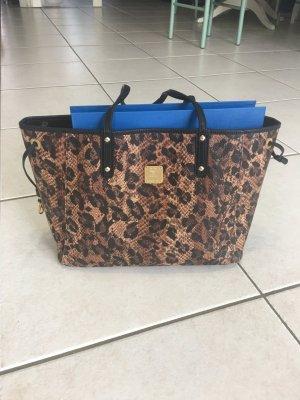 MCM - Handtasche mit Leopard Print *Limited Edition*