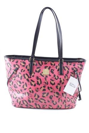 MCM Handbag monogram pattern extravagant style