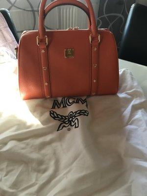 MCM handtasche orange
