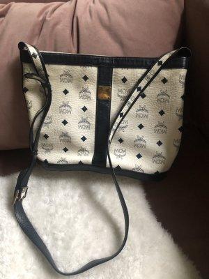 Mcm Handtasche weiß