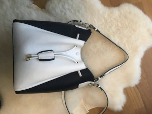MCM Handtasche weiß / blau