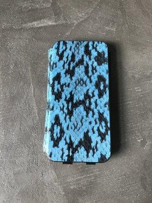 MCM Carcasa para teléfono móvil azul acero-azul aciano