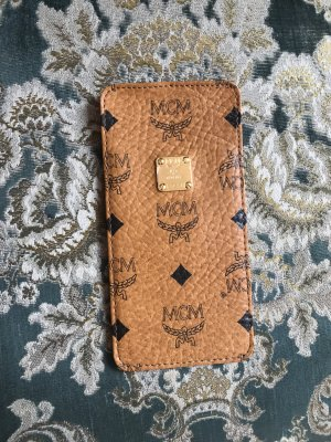 MCM Handyhülle iPhone 6/7/8 in Chill Cognac *Neu*