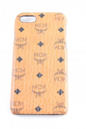 "MCM Handytasche ""Claus Phone Case IPhone 7 Cognac"" hellbraun"