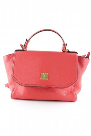 "MCM Carry Bag ""Lotti Satchel Medium Red"" red"