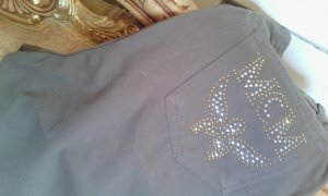 MCM Pantalone cachi Cotone