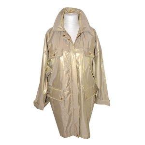 MCM Jacke, Jacket, Gold, Gr. 38
