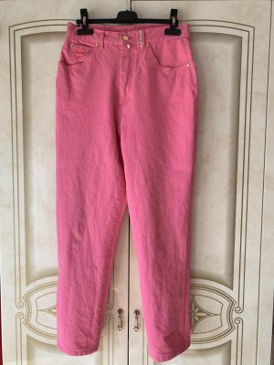 MCM Carrot Jeans pink