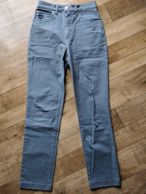 MCM Stretch Jeans grey cotton