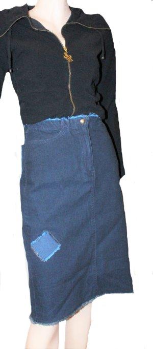 MCM Gonna di jeans blu Cotone