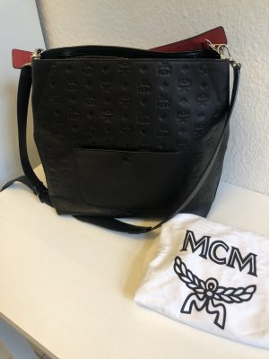 MCM Klara Large Hobo Schwarz // Wie NEU!