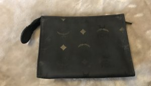 MCM Mini sac noir cuir