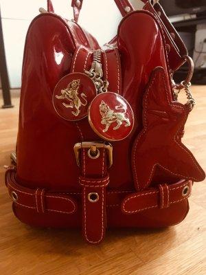 MCM Lackleder Tasche